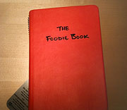 The Foodie Book - A traveler in food