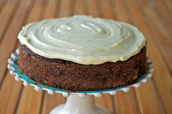 Chocolate and Guinness cake
