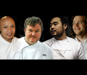 Överraskande inbjudan till matlagning med stjärnor!!