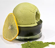 Matcha icecream