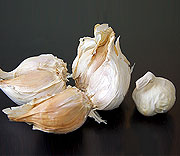 Not your ordinary garlic