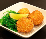 Shrimp cakes